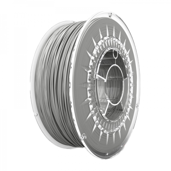 Filament Pla 1.75 Gri Deschis/ PC Gray  Devil Design 0