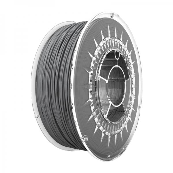 Filament Pla 1.75 Gri / Gray  Devil Design 0