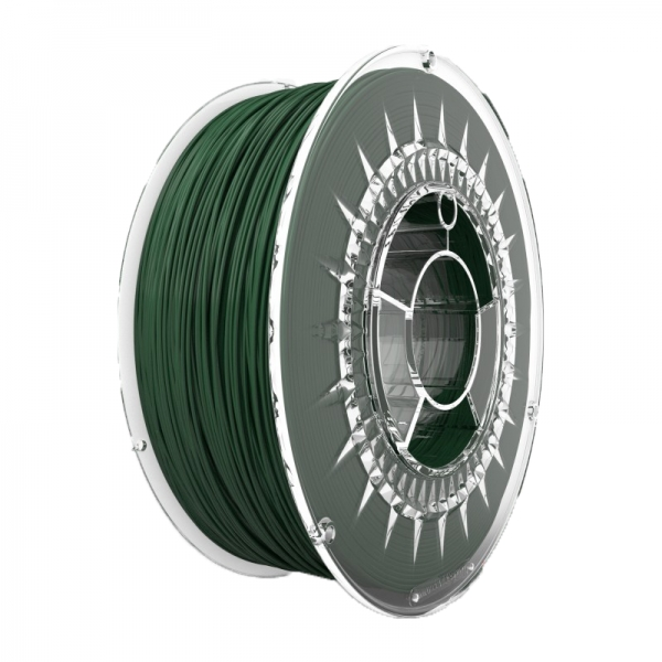 Filament Pla 1.75 Verde Inchis / Green  Devil Design 0