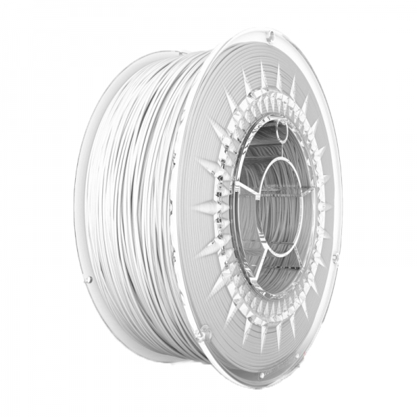 Filament TPU (elastic) 1.75 Alb / White 0