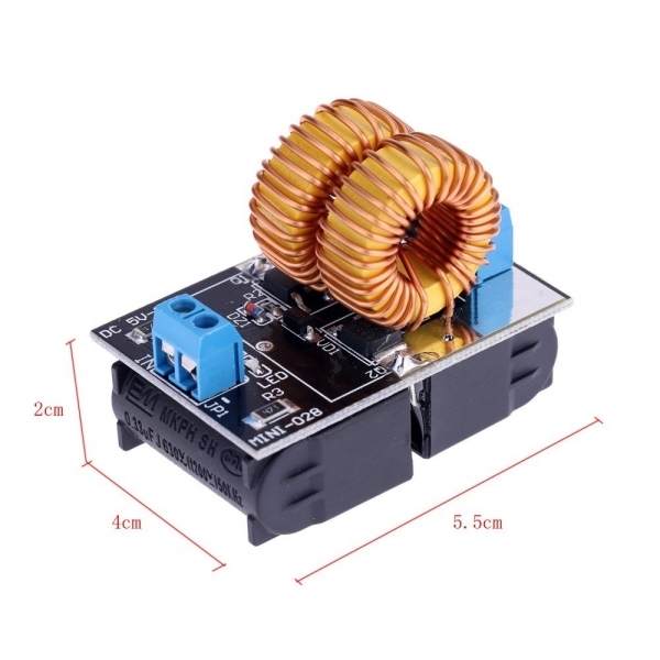 Incalzitor inductie magnetica 120w 0