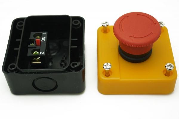 Intrerupator Urgenta  600V 10A 0