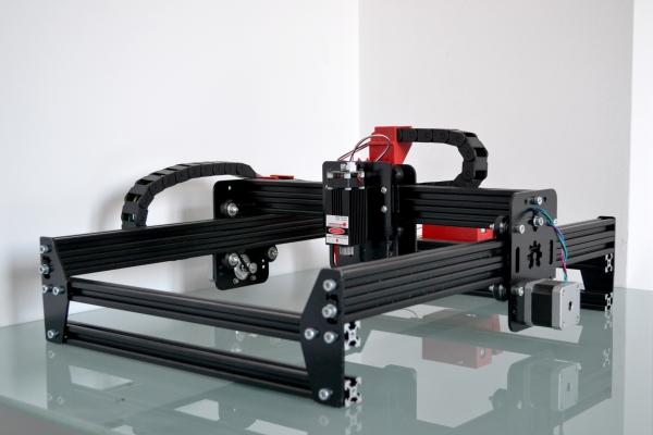 Laser gravura 2.5W  20x30 CM 1