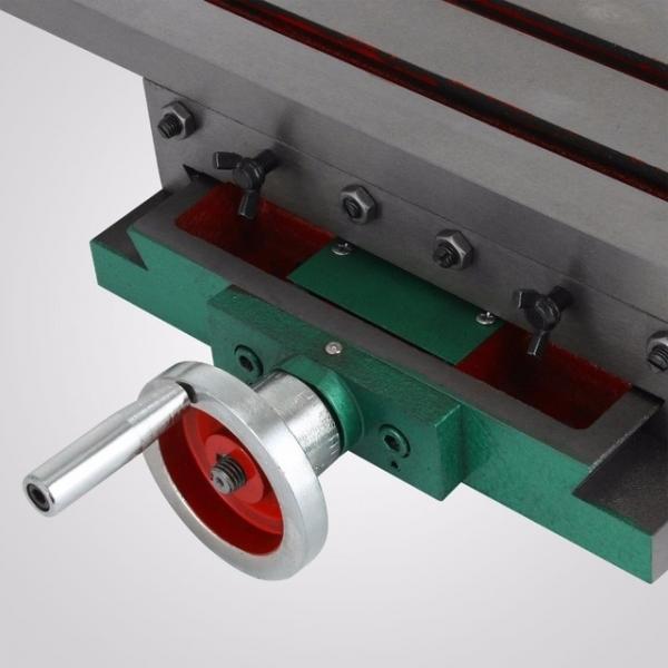 Masa reglabila in 2 axe de precize pentru frezat sau routat manual cu 2 axe 210x110 mm 4