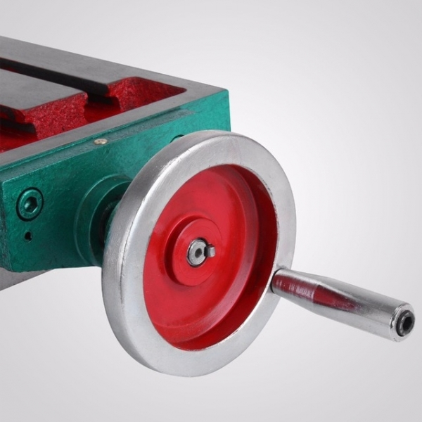 Masa reglabila in 2 axe de precize pentru frezat sau routat manual cu 2 axe 210x110 mm 3