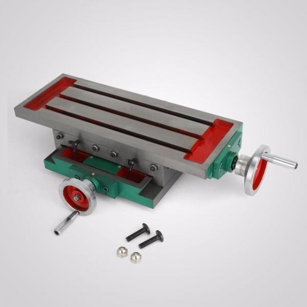 Masa reglabila in 2 axe de precize pentru frezat sau routat manual cu 2 axe 210x110 mm 1