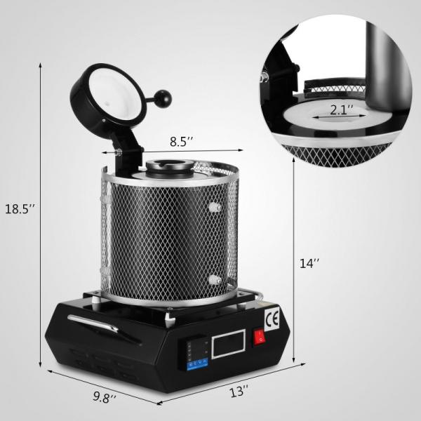 Melter 3KG topire inductie termica 1