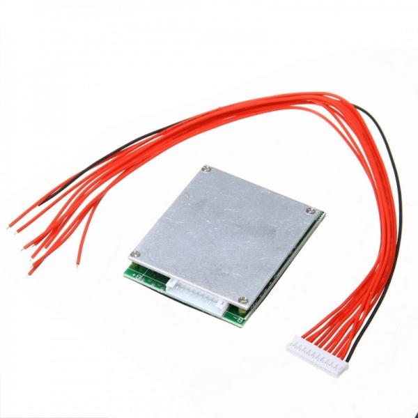Modul echilibrare si protectie la incarcare 10S baterii Li-Ion 35A 0