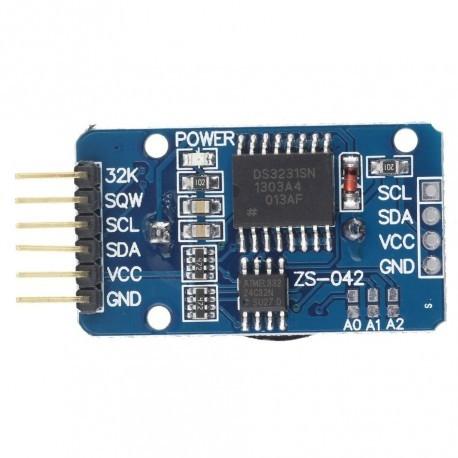 Modul rtc de precizie DS3231 I2C 0