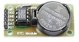 Modul RTC DS1302 0