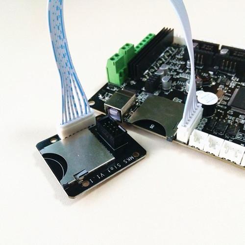 Modul SD CARD pentru controller MKS 0