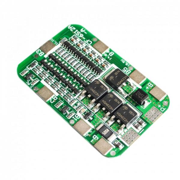 Modul si protectie la incarcare 6S baterii Li-Ion 12A [0]