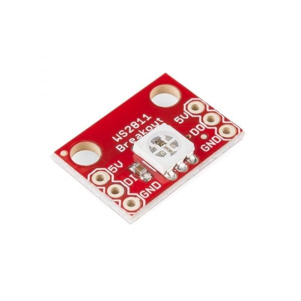 Modul WS2812 RGB LED 0
