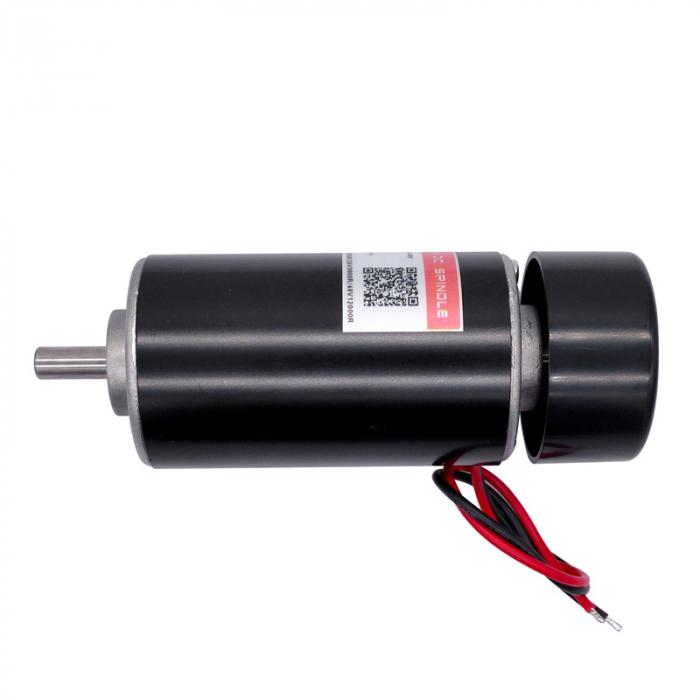 Motor Freza Spindle  300W cu suport si penseta ER11 3.175 0