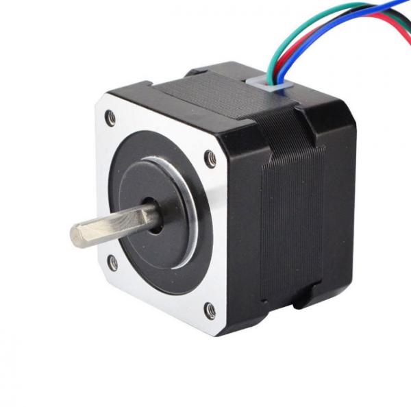 Motor stepper Nema 17 Bipolar 1.8deg 45Ncm (63oz.in) 1.5A 12V 42x42x39mm 4 Wires 0