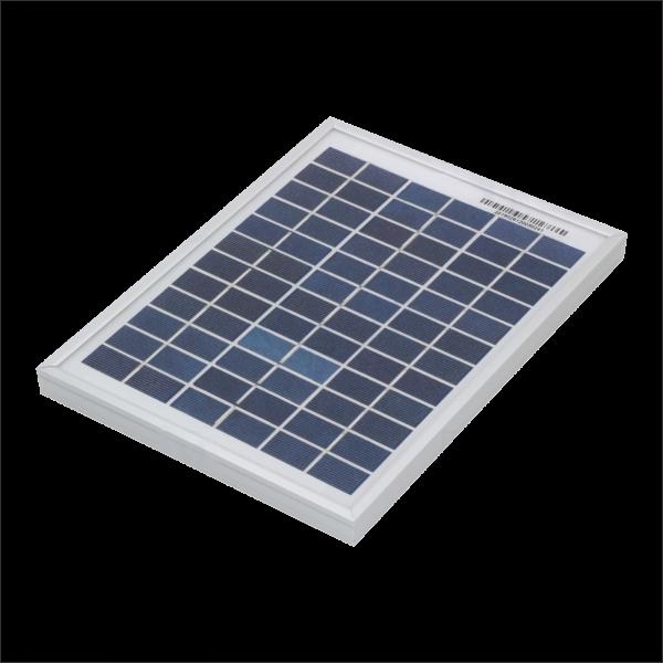 Panou Solar 251X186X18mm 5W 18.2V celulă fotovoltaică siliciu policristalin 0