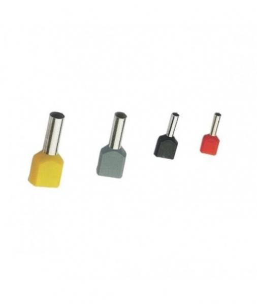 Pin sertizare 1mm Rosu 0