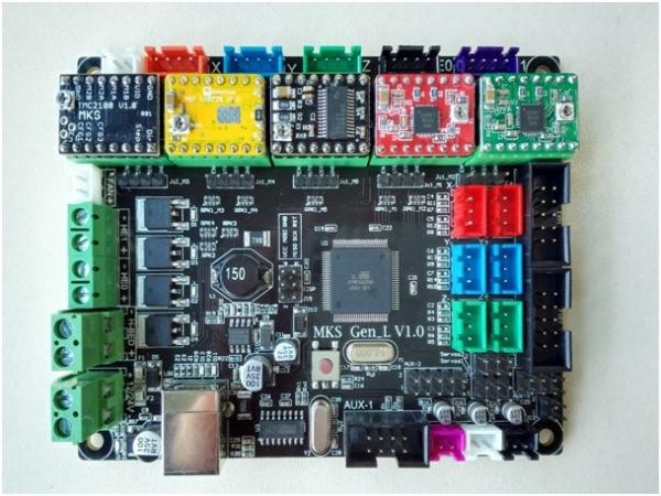 Placa control MKS Gen L V1.0 0