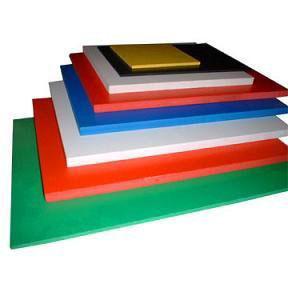 Placa poliamida culoare negru 8x300x500  Ertanol 6SA 0