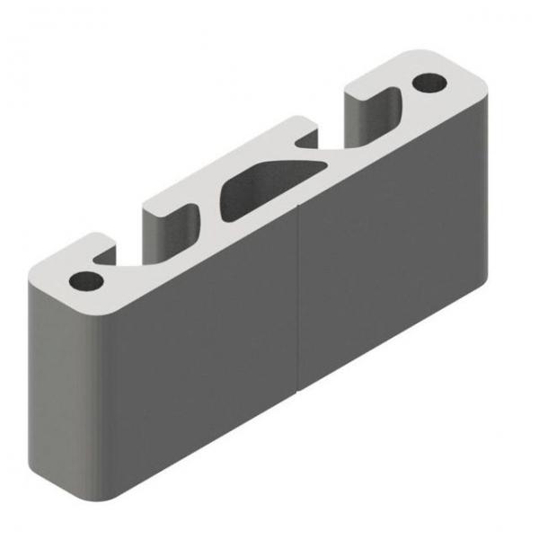 Profil aluminiu 16x80 mm 0