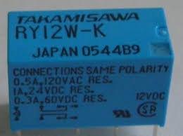 Releu Takamisawa ry12wz-k 0