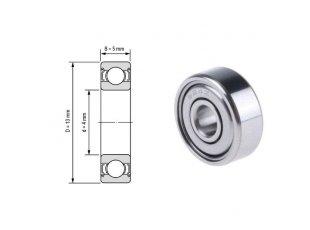 Rulment 4x13x5mm 624zz [0]