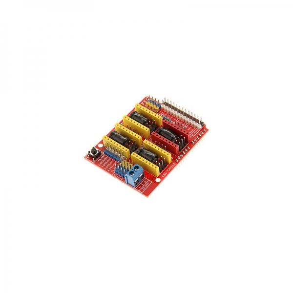 Shield UNO CNC Arduino ( suporta 4 axe) 0