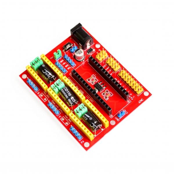 Shield NANO CNC Arduino ( suporta 3 axe) 0