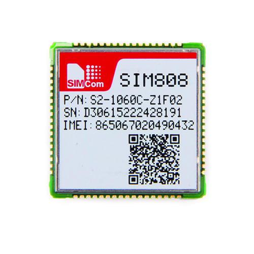 Modul GPS/GSM 2G 68pad SMT SMD GPRS; 1800MHz,900MHz [0]