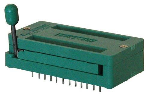 Socket ZIF 24 pini demontabil 0