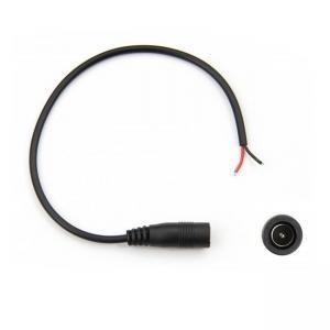 Soclu DC 2.5 mm cu cablu 0