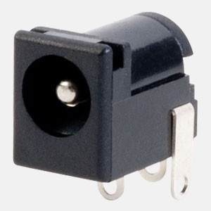 Soclu DC Jack 2.1mm 0