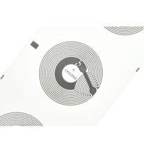 Sticker NFC NTAG 213 Alb Rotund 0