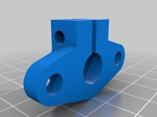 Suport axa SHF20 Plastic 1