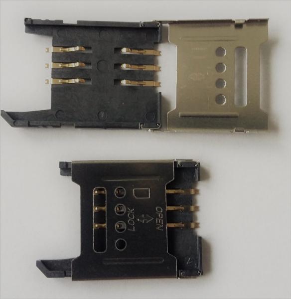 Suport card SIM 6P 0