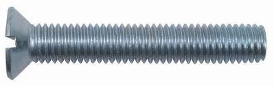 Surub inecat M5x35mm Zinc 0