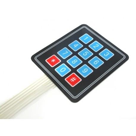 Tastatura matriceala 4X3 1
