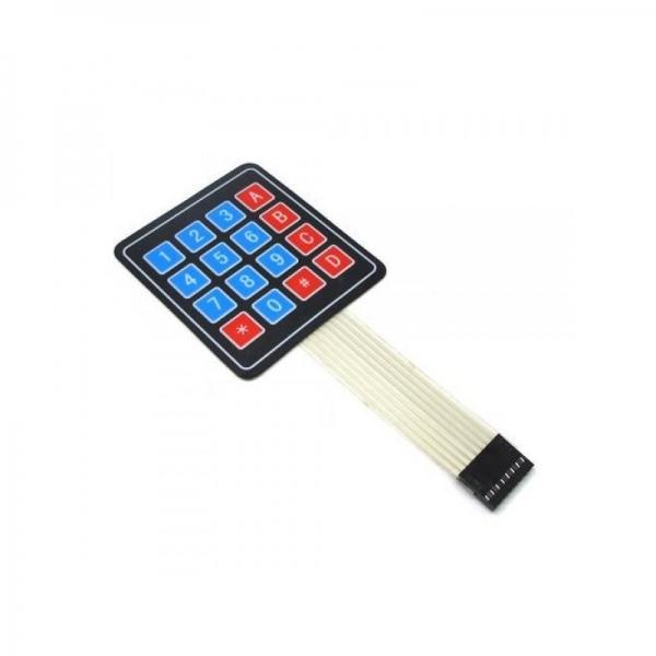 Tastatura matriceala 4X3 0
