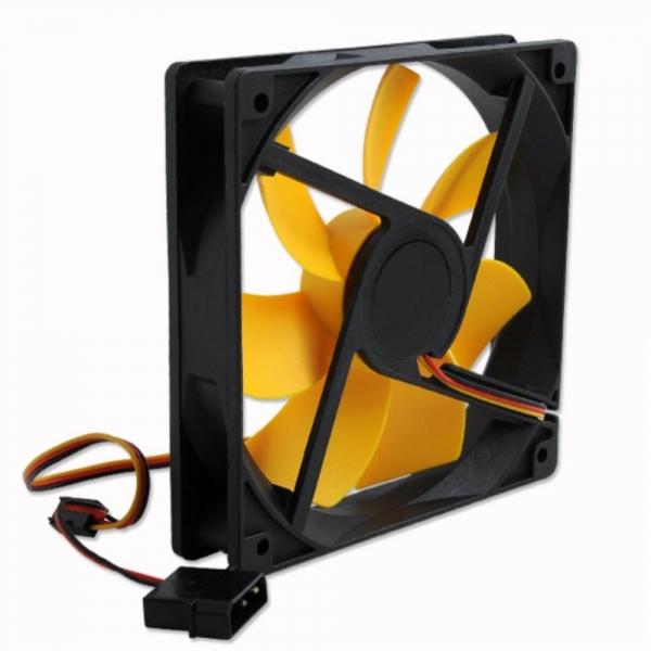 Ventilator 120x120x25mm Hidraulic Cooler [0]
