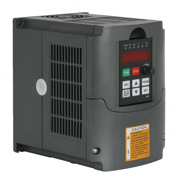 VFD 220V 380V 1.5/2.2/3/4/5.5/7.5KW 0