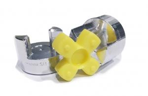 Cuplaj elastic  cu gheare GESP07 D14 negaurit shore 92/980