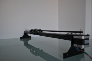Actuator 38cm suport camera controlabil1