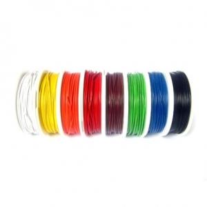 Cablu 22AWG 300V Negru0