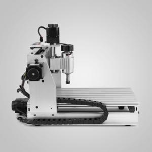 CNC 3020 surub trapezoidal taiere si gravura7