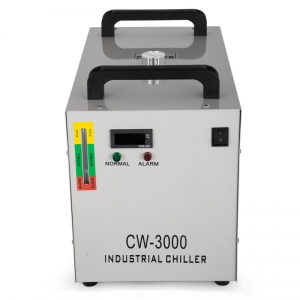CW3000 Chiller Industrial Racitor2
