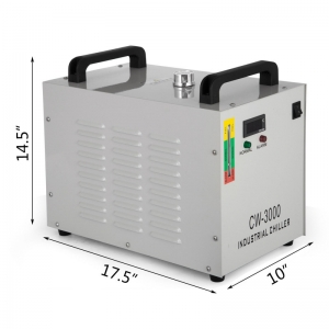 CW3000 Chiller Industrial Racitor1