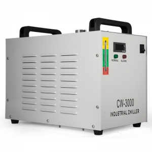 CW3000 Chiller Industrial Racitor6