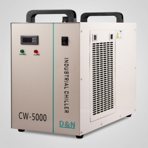 CW5000 Chiller Industrial Racitor2