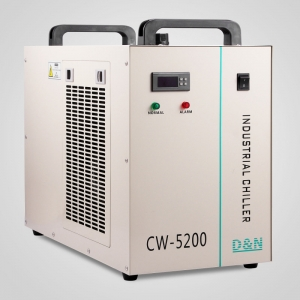 CW5200 Chiller Industrial Racitor3