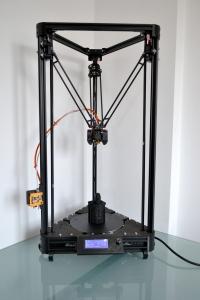 Imprimanta 3d Delta 220mm UNDA0